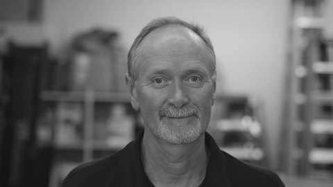 Photo of Bill Garrard, SCI President